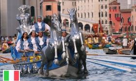 19.990 Ft helyett 12.500 Ft: Velencei regatta - 1 napos buszos utazás 1 főre Velence történelmi hajós felvonulására, fakultatív hajózással Murano és Burano szigetére