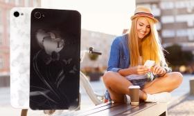 1.490 Ft helyett 990 Ft: iPhone 4/4S 3D-s hátlapfólia több típusban