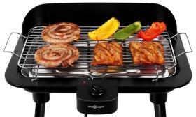 20.940 Ft helyett 16.490 Ft: OneConcept T-bone barbecue stand elektromos grillsütő ingyenes házhozszállítással