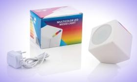 Mini 256-színű LED hangulatfény lámpák érintős vezérlővel 71-77% kedvezménnyel