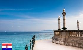 171.266 Ft helyett 119.900 Ft: Nyaralj a horvát tengerparton! 3 nap két főnek gazdag büféreggelivel, menüválasztásos vacsorával a Hotel Mozartban