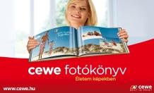 CEWE fotókönyv