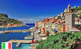 109.900 Ft helyett 76.900 Ft: Cinque terre-nyárutó Itália legvarázslatosabb szegletében 1 fő részére autóbusszal, reggelis ellátással, színes programokkal, magyar idegenvezetővel