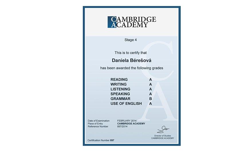 """Képtalálat a következőre: """"Cambridge Academy bónusz"""""""