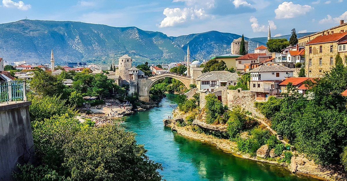 A Balkán kincsei busszal