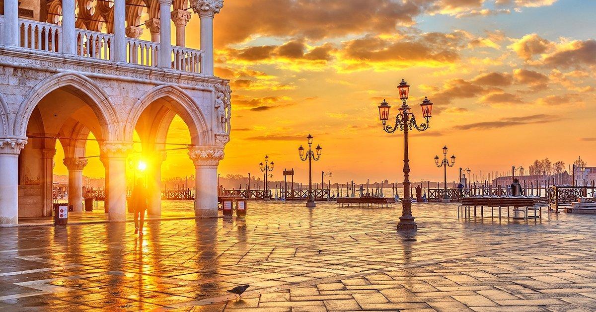 Felhőtlen pihenés Velencében