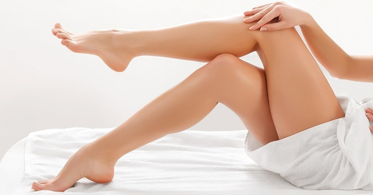 SHR lábszár szőrtelenítés