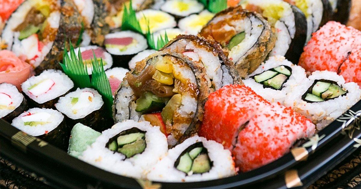 randevú sushi