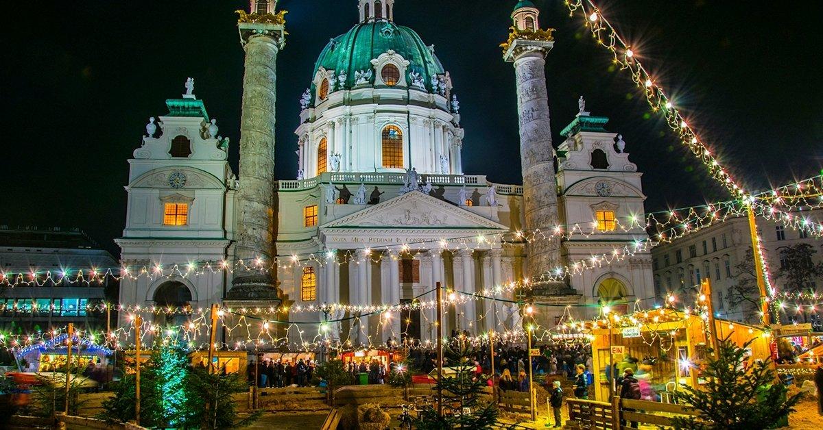 Adventi városnézés Bécsben