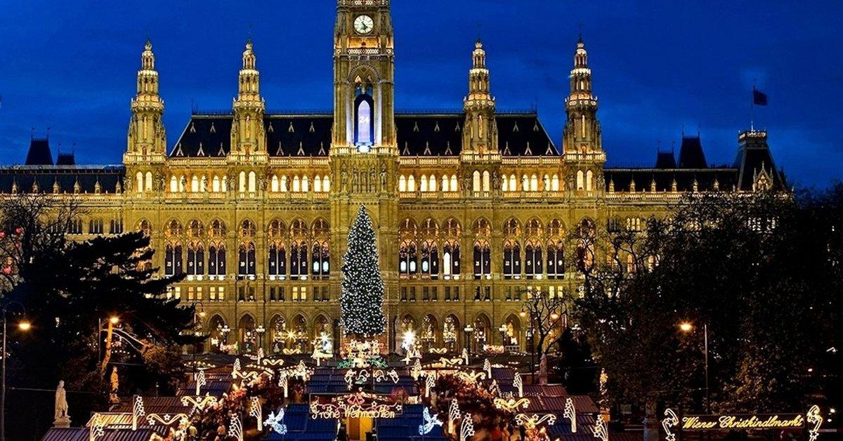 Advent: Bécs + Schönbrunn