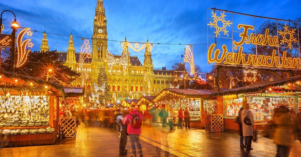 Bécsi advent és a csokigyár