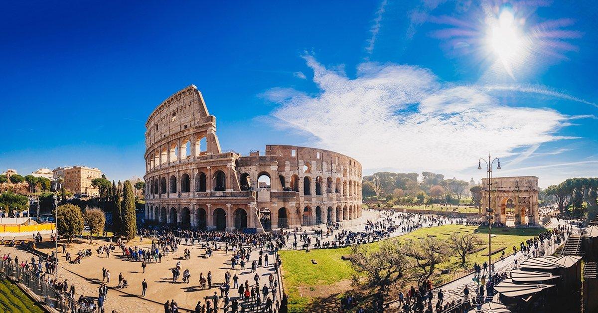 Romantikus vakáció Rómában