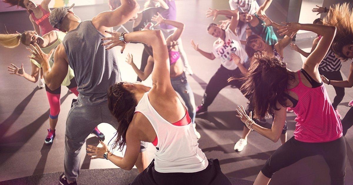 Fitness Zumba-bérlet