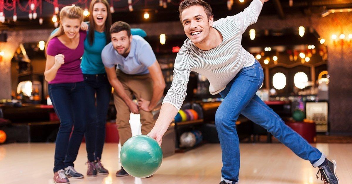 1 óra bowlingozás