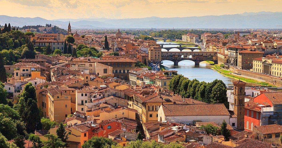 4 csodás nap Firenzében