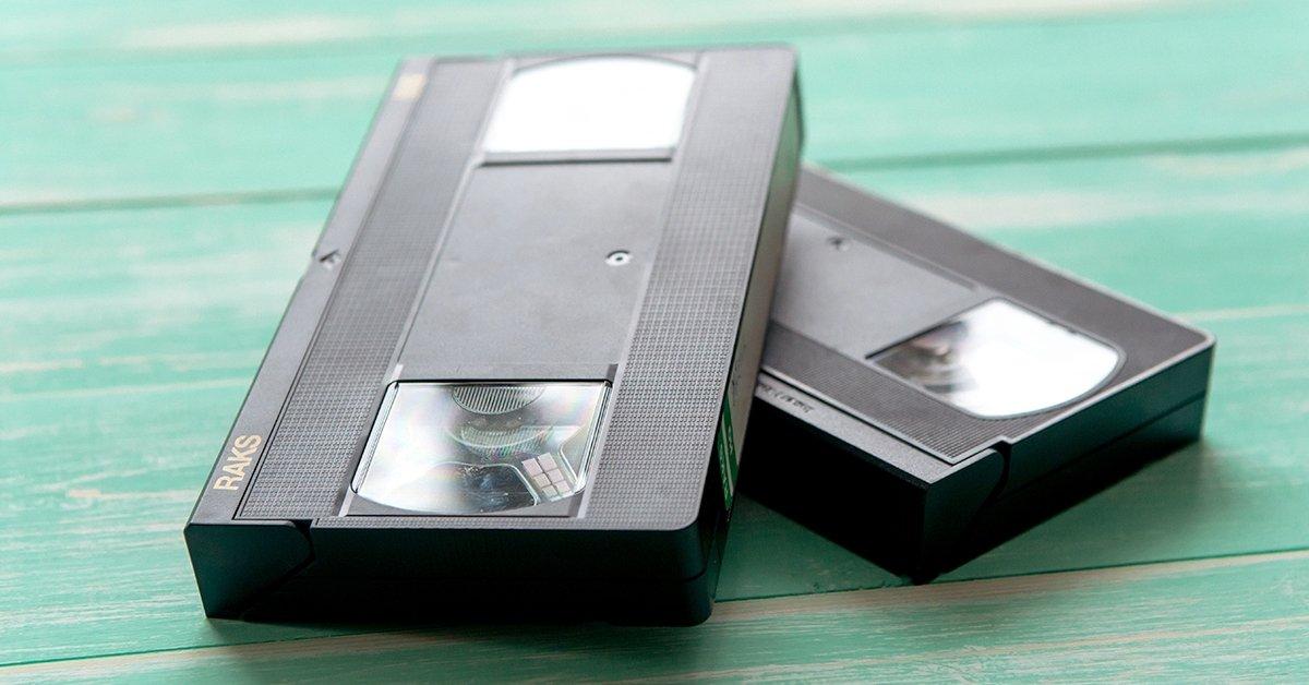 Videókazetta-digitalizálás
