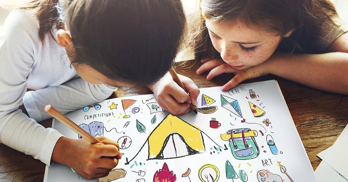 Gyerek és ifjúsági rajztábor