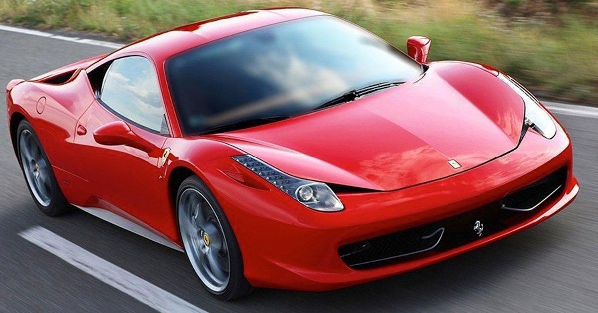 Ferrari vezetés Kakucs Ringen