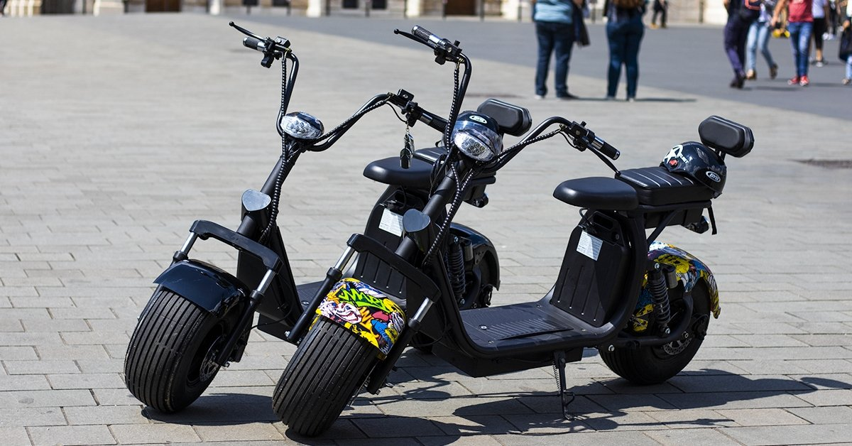 Elektromos motorozás