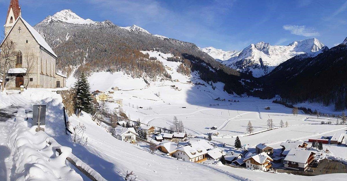 Téli pihenés Dél-Tirolban