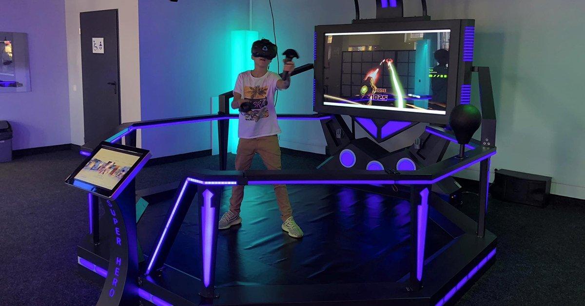 VR Galaxy belépőjegyek