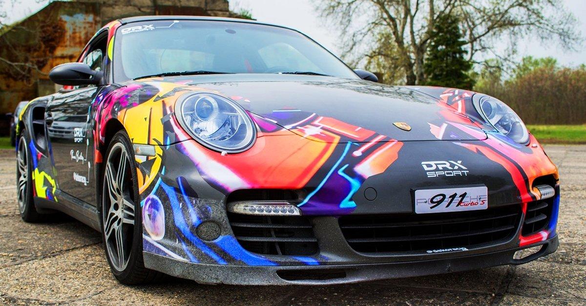 Porsche 911 élményvezetés