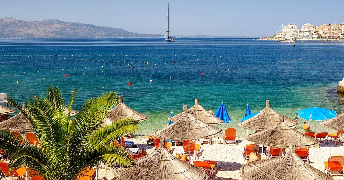 Nyaralás az albán tengerparton