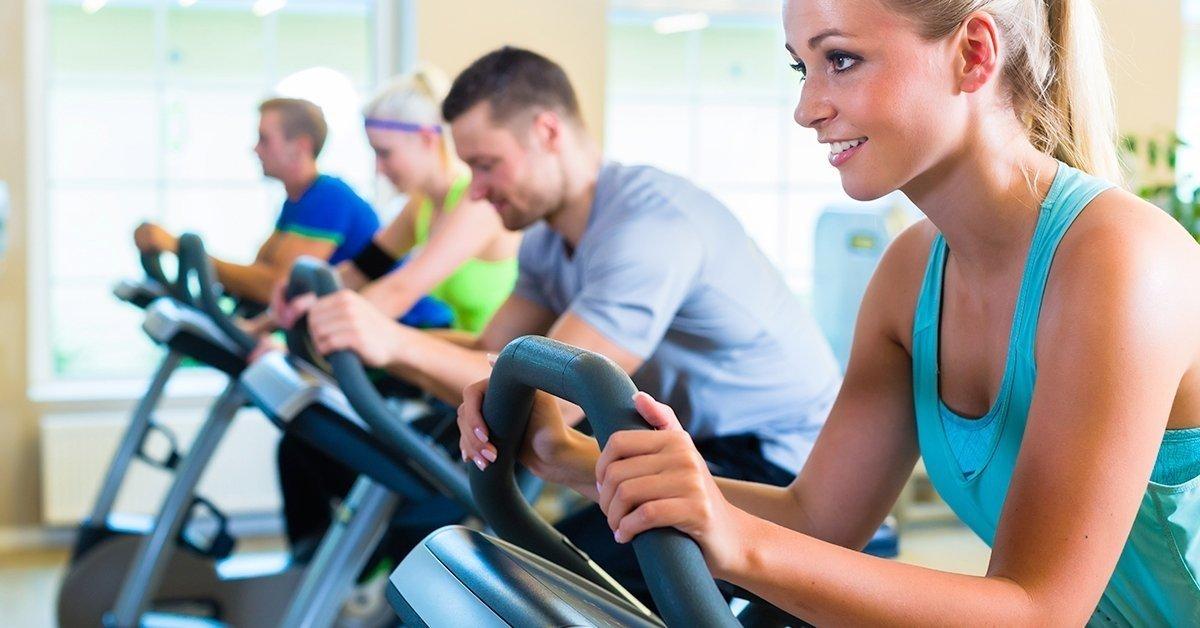 3 alkalmas spinning edzés