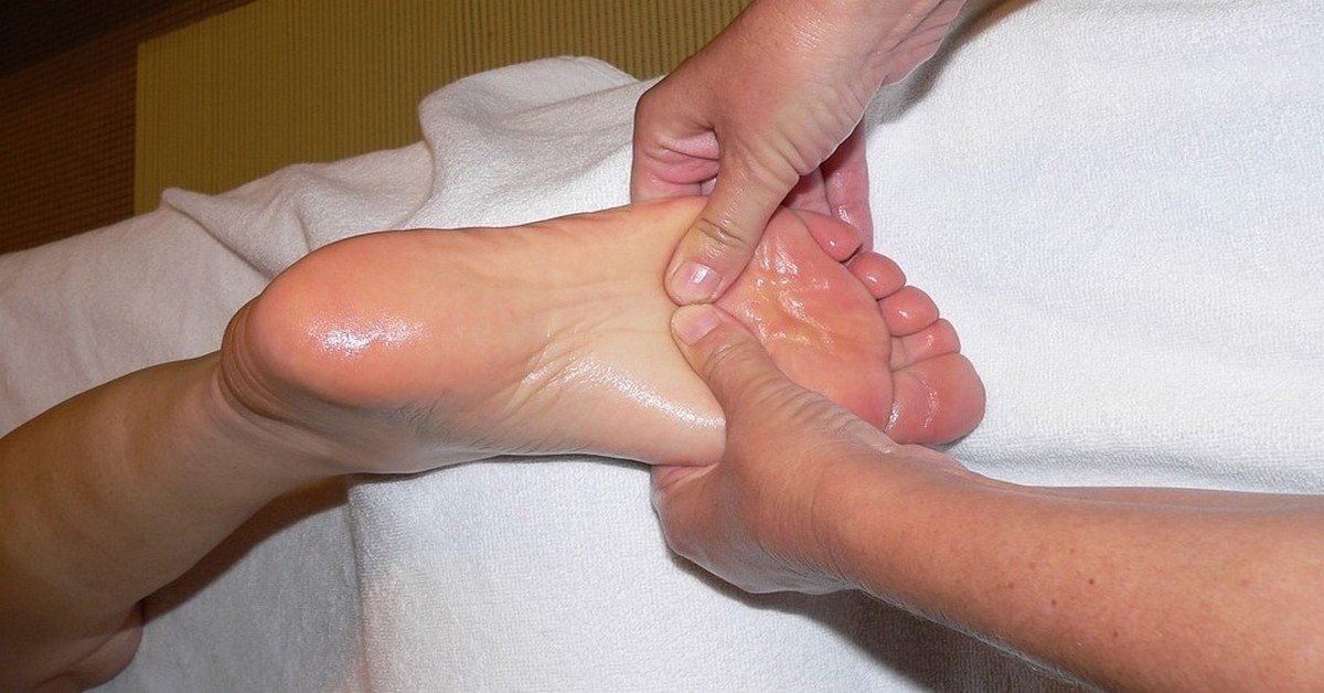 60 perces Thai láb- és talpmasszázs