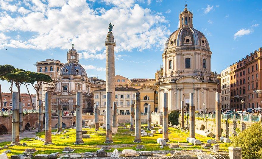 Társkereső weboldal Róma