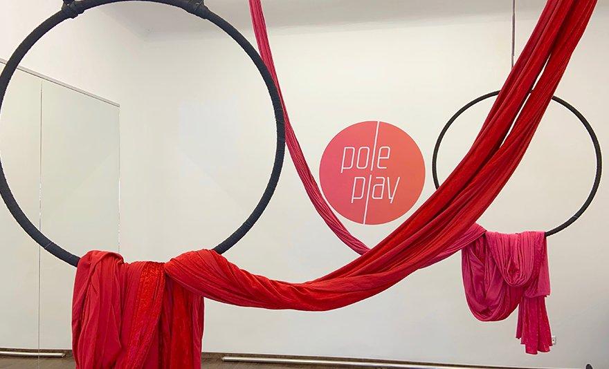 Nőies és sportos: 5 alkalmas rúdtánc bérlet a Poleplay stúdió Király utcai helyszínén