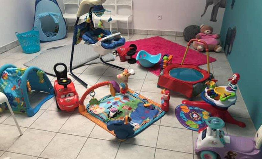 Babaváró buli vagy baba születésnap a Ma-Mi Műhelyben akár 20 főnek