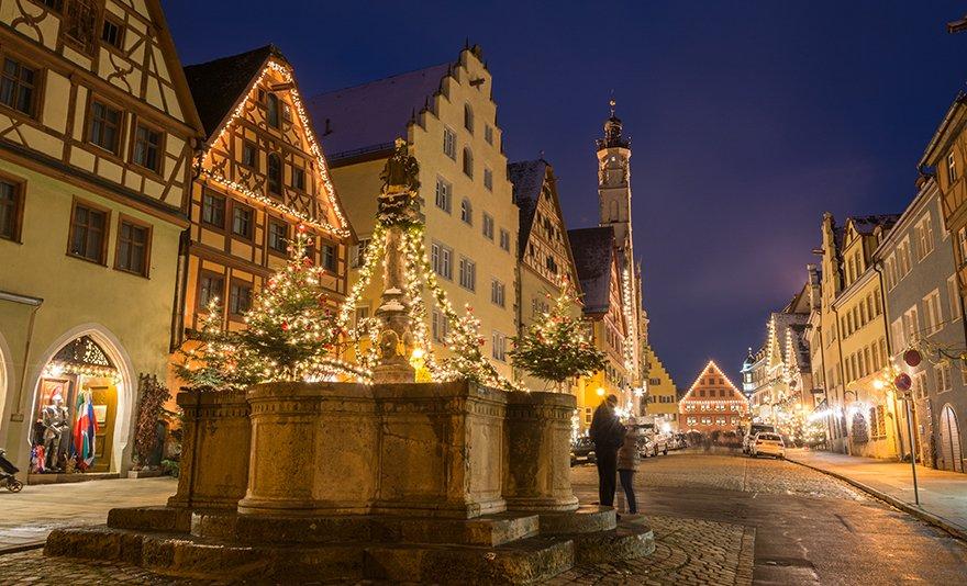 Adventi csodák Nürnbergben: 3 napos adventi utazás Nürnbergbe és környékére, látogatással Passauban, Karácsonyvárosban és Regensburgban 1 fő részére 2 éj szállással, reggelis ellátással