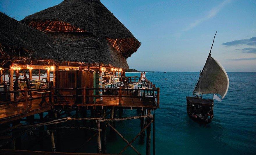 Februári álomnyaralás Zanzibár szigetén: 9 nap, 7 éjszaka 1 vagy 2 fő részére repjeggyel és illetékkel, ötcsillagos tengerparti szállással, all-inclusive ellátással, transzferekkel és magyar idegenvezetéssel