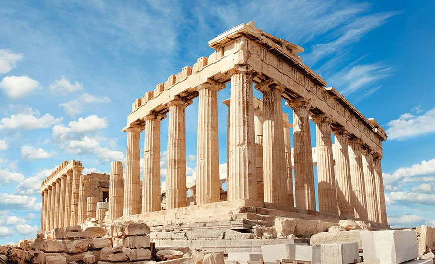 Kirándulás az ókori kultúra fővárosába: 3 nap, 2 éjszaka Athénban 2 fő részére reggelivel