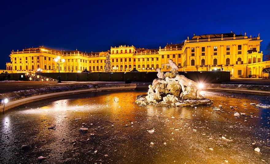 Pihenés a schönbrunni kastély közelében: 2 vagy 3 nap két fő részére reggelivel, bécsi háromcsillagos hotelben
