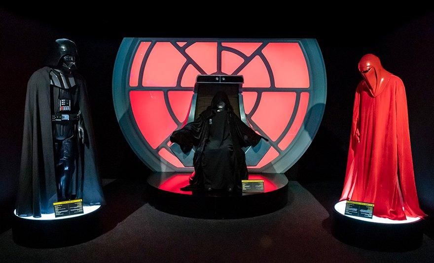 Az erő legyen veled! Belépőjegy a The Fans Strike Back - Csillagok Háborúja kiállításra