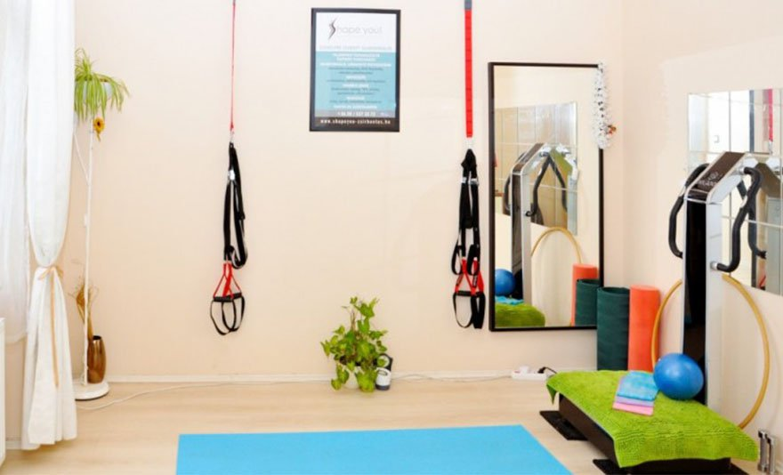Személyre szabott edzés a legprofibb technikával: 50 perces funkcionális edzés SMR hengeres, trigger labdás fascilazítással