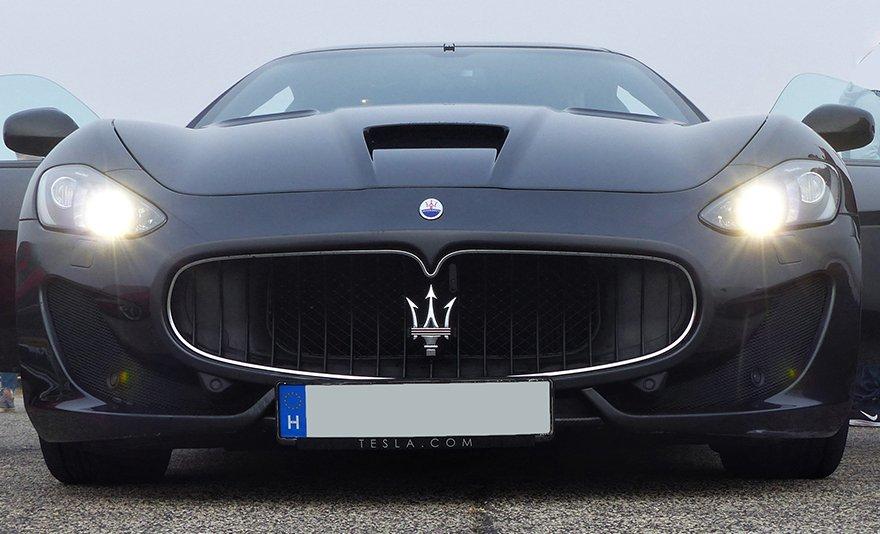 Kihagyhatatlan élmény: Maserati Granturismo vezetése a Hungaroringen