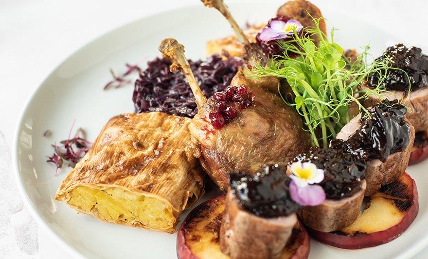 Gourmet lakoma: hazai ízvariációk a Dunán 2 fő részére