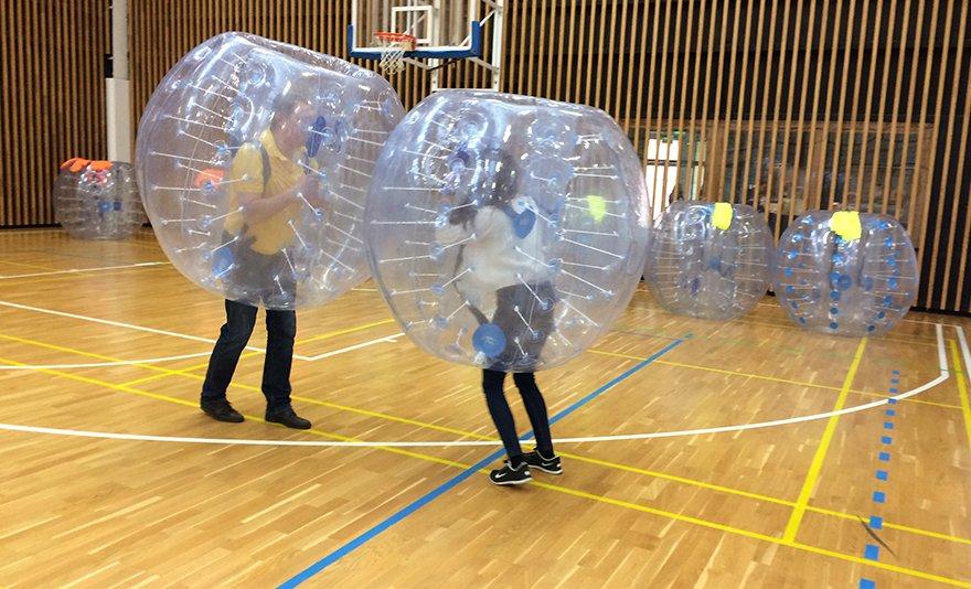 Gigafoci őrület kicsiknek és nagyoknak: buborékfoci Budapesten és vidéken