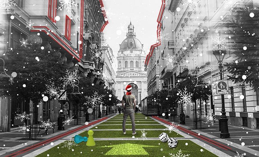 A legrejtélyesebb társasjáték: Szabadulók rendje - interaktív városi társasjáték 2-6 fő részére, Pécsett