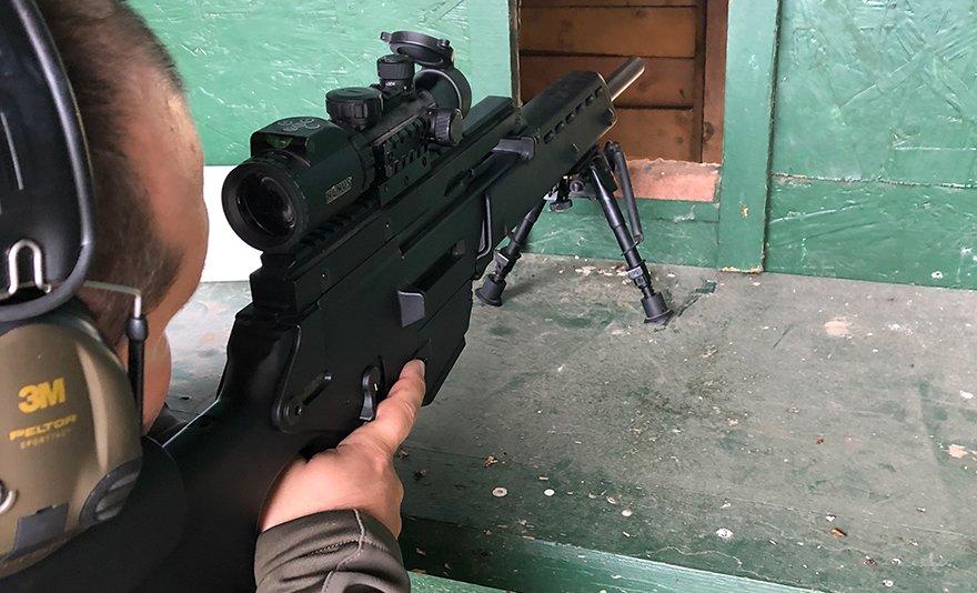 Túszmentő lövészcsomag: lőj izgalmas, szokatlan és mozgó célpontra is