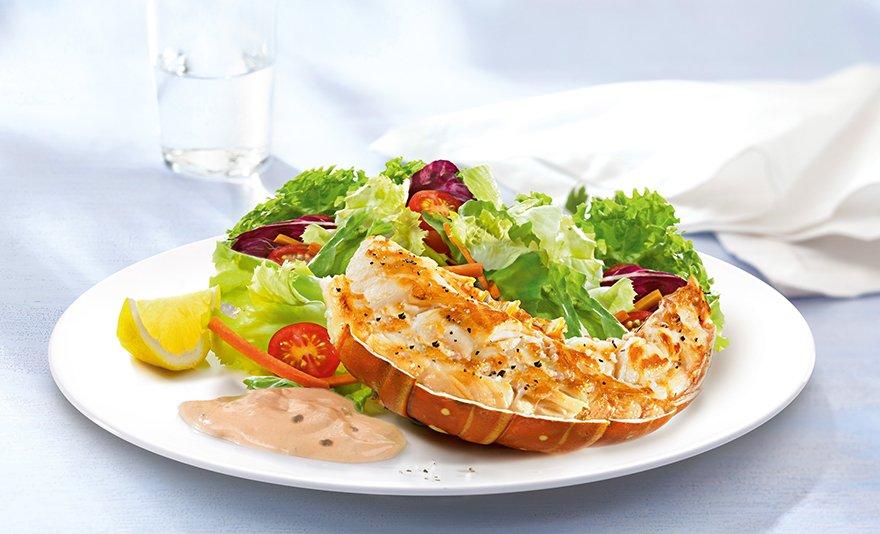Tengeri élmény a hétköznapokra: à la carte ételfogyasztás a Nordsee éttermeiben, 1 vagy 2 fő részére