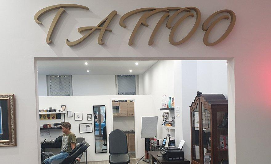 Testeden a jel: 1 órás tetoválás készítés