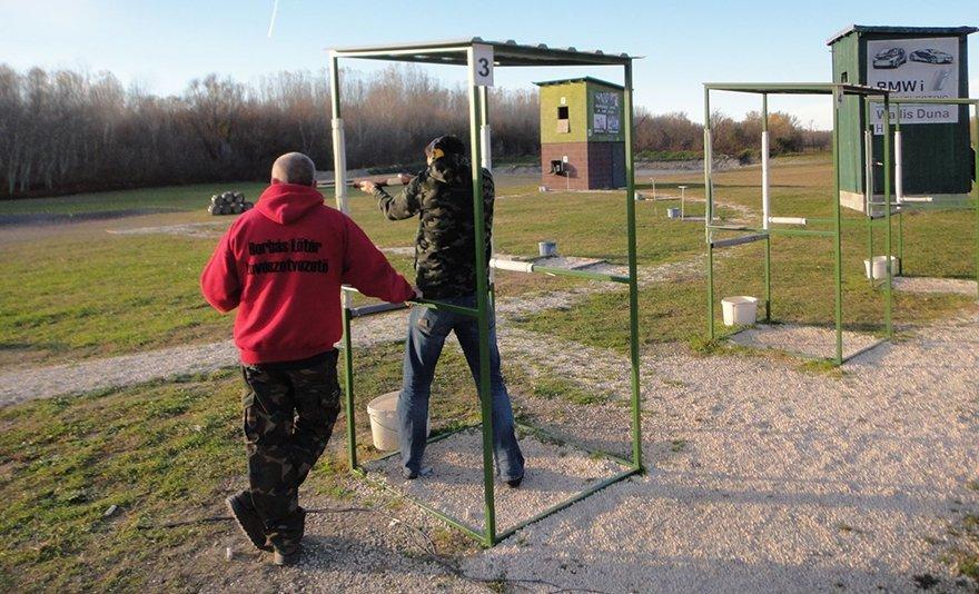 Célba vettünk: Sniper lövészet csomag, 70 lövéssel