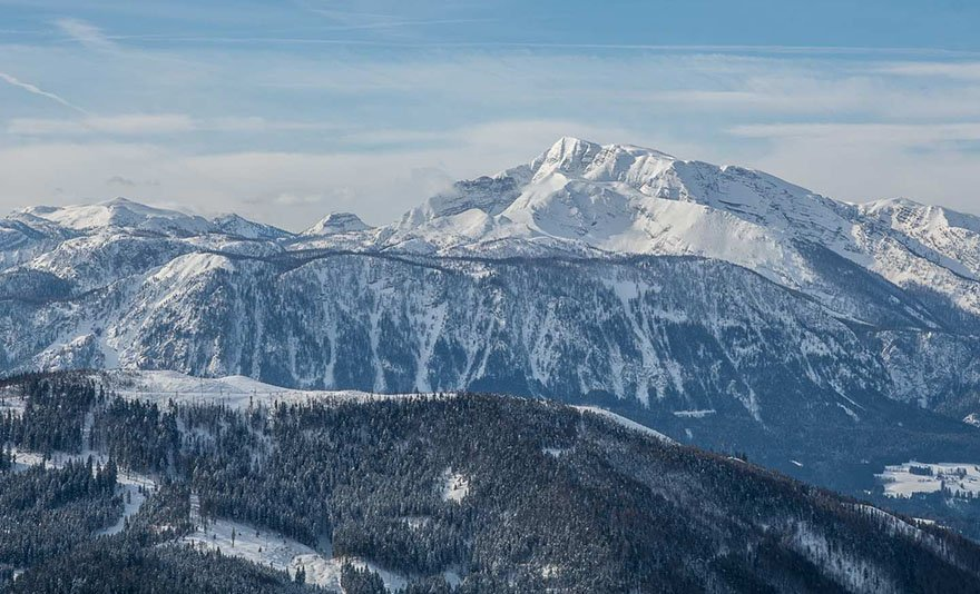 Hótalpazás a Kalkalpen Nemzeti Parkban: 3 nap, 2 éjszaka kalandos és élménydús túrázás kisbuszos utazással, hegyi szállással, reggelivel és sítalpbérléssel Ausztriában – 1 fő részére