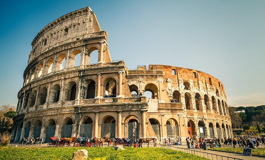 ✈ Fedezzétek fel Rómát: 4 nap, 3 éj két főnek repülővel, reptéri illetékkel, háromcsillagos szállodában, reggelis ellátással