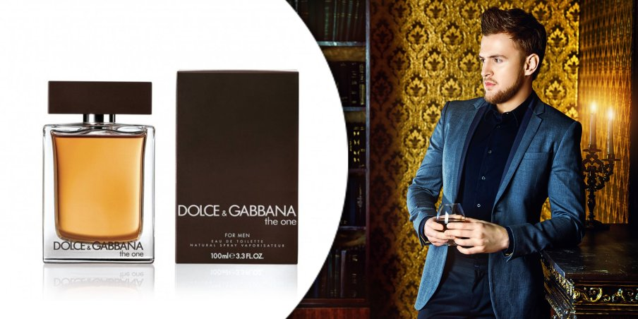 Dolce & Gabbana | The One, férfi parfüm (eau de toilette) 30 ml